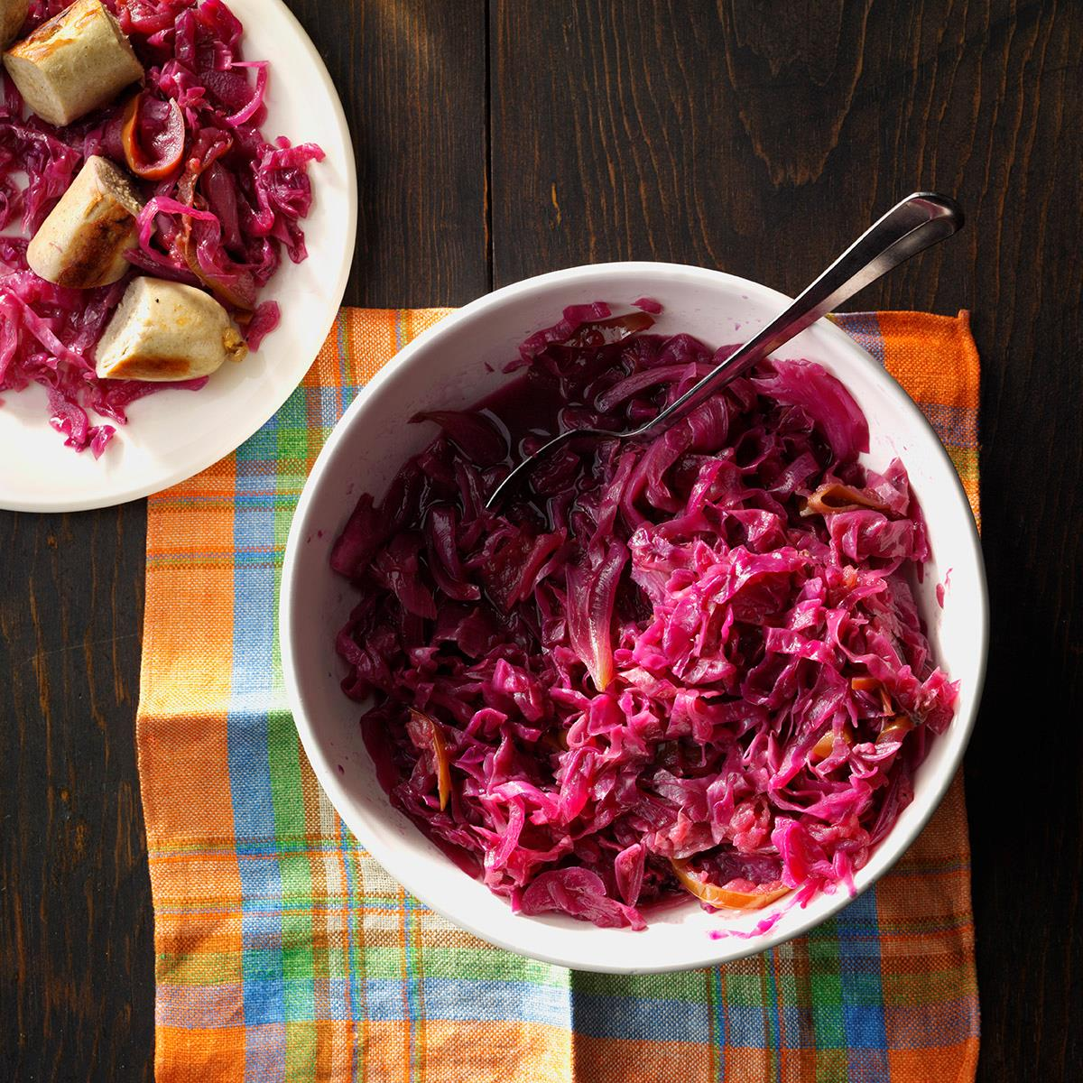 German Red Cabbage Recipe How To Make It Taste Of Home