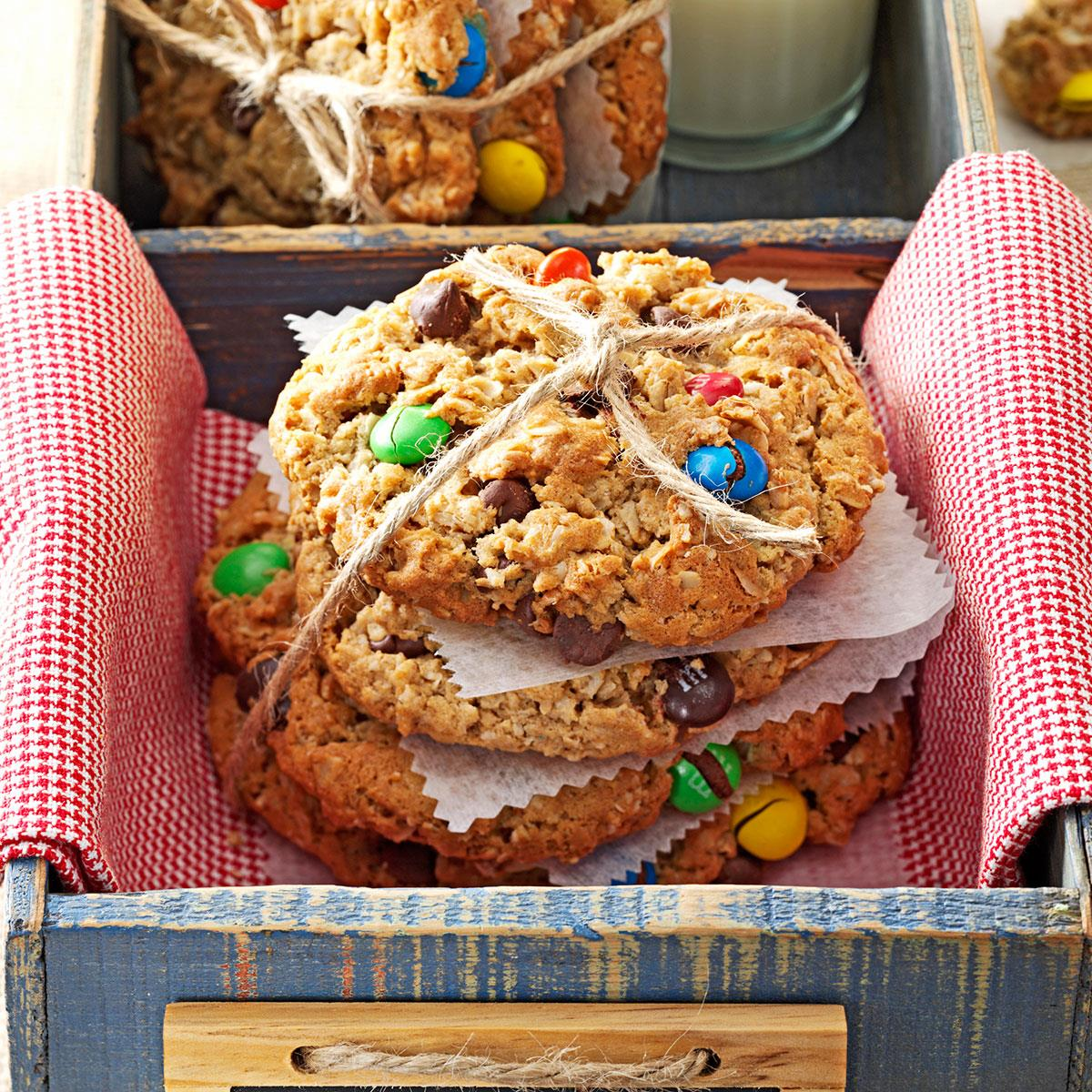 Giant Monster Cookies image