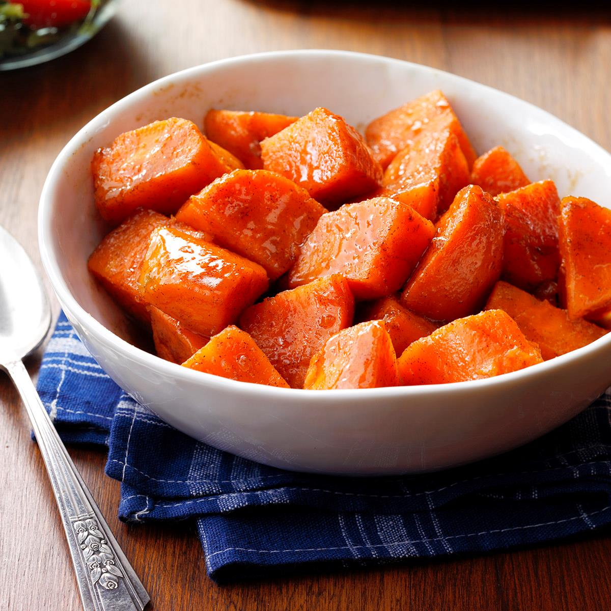 Glazed Sweet Potatoes image