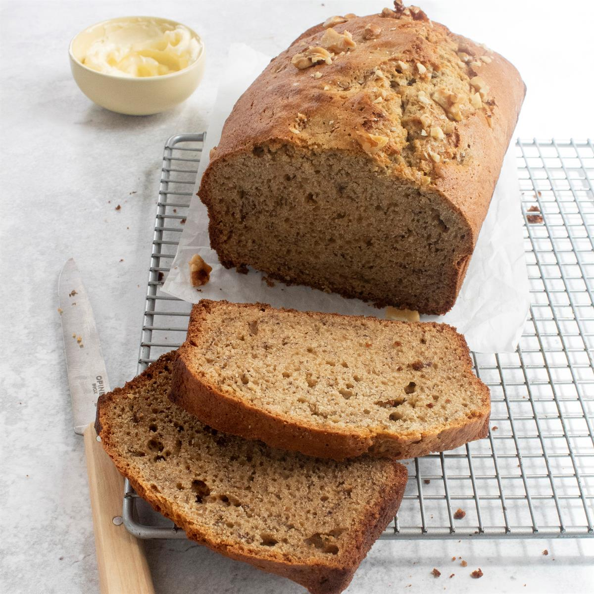 Gluten Free Banana Bread Recipe How To Make It Taste Of Home