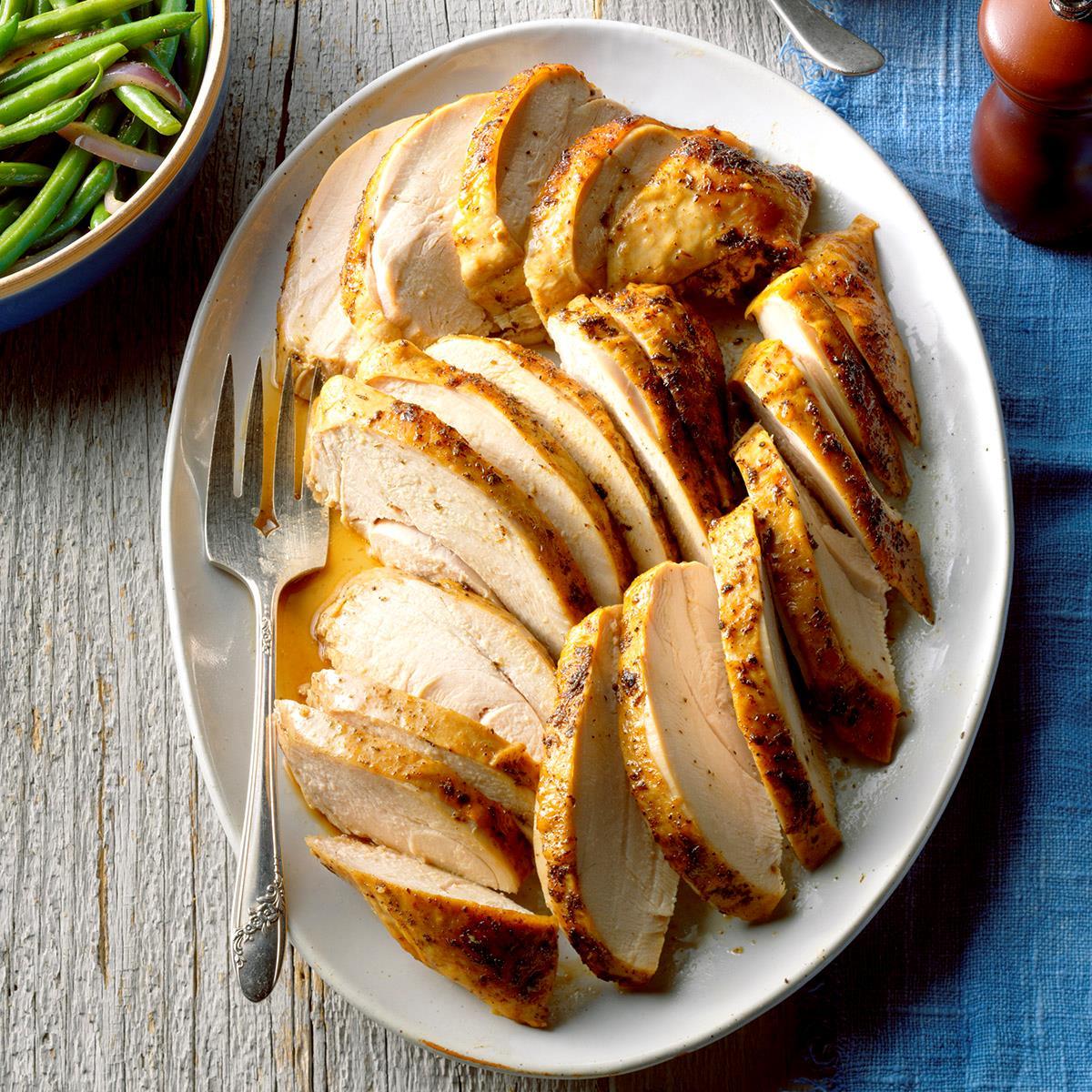Herbed Turkey Breast image