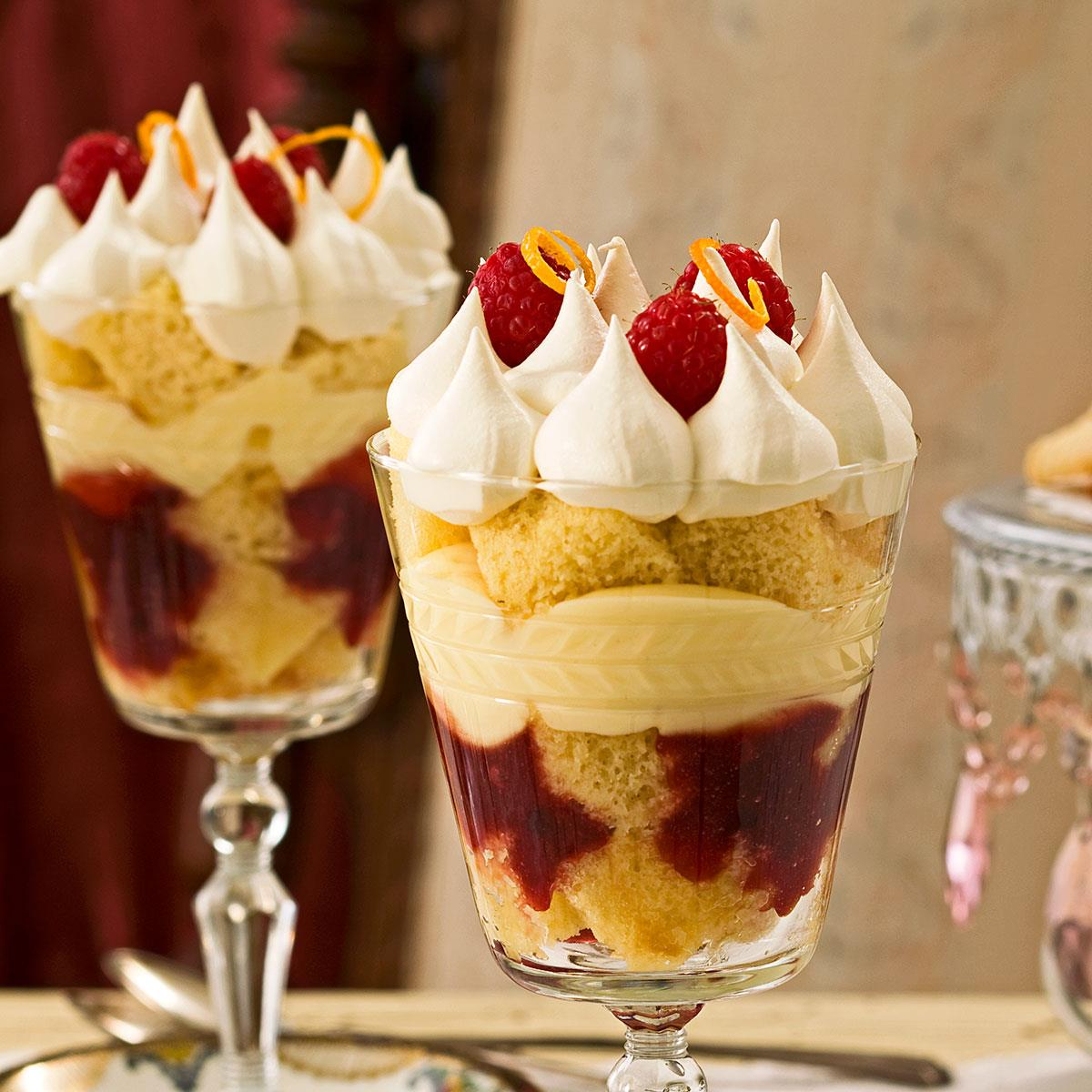 Holiday English Trifles Recipe How To Make It Taste Of Home
