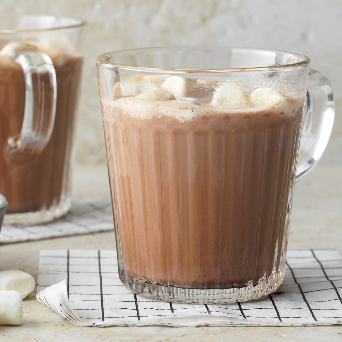 Homemade Hot Cocoa Recipe How To Make It Taste Of Home