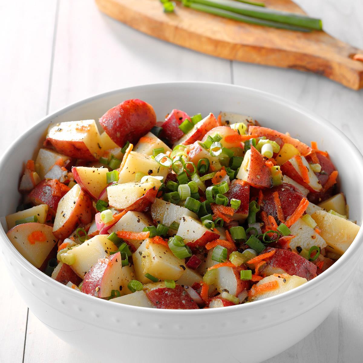 Honey Mustard Red Potato Salad image