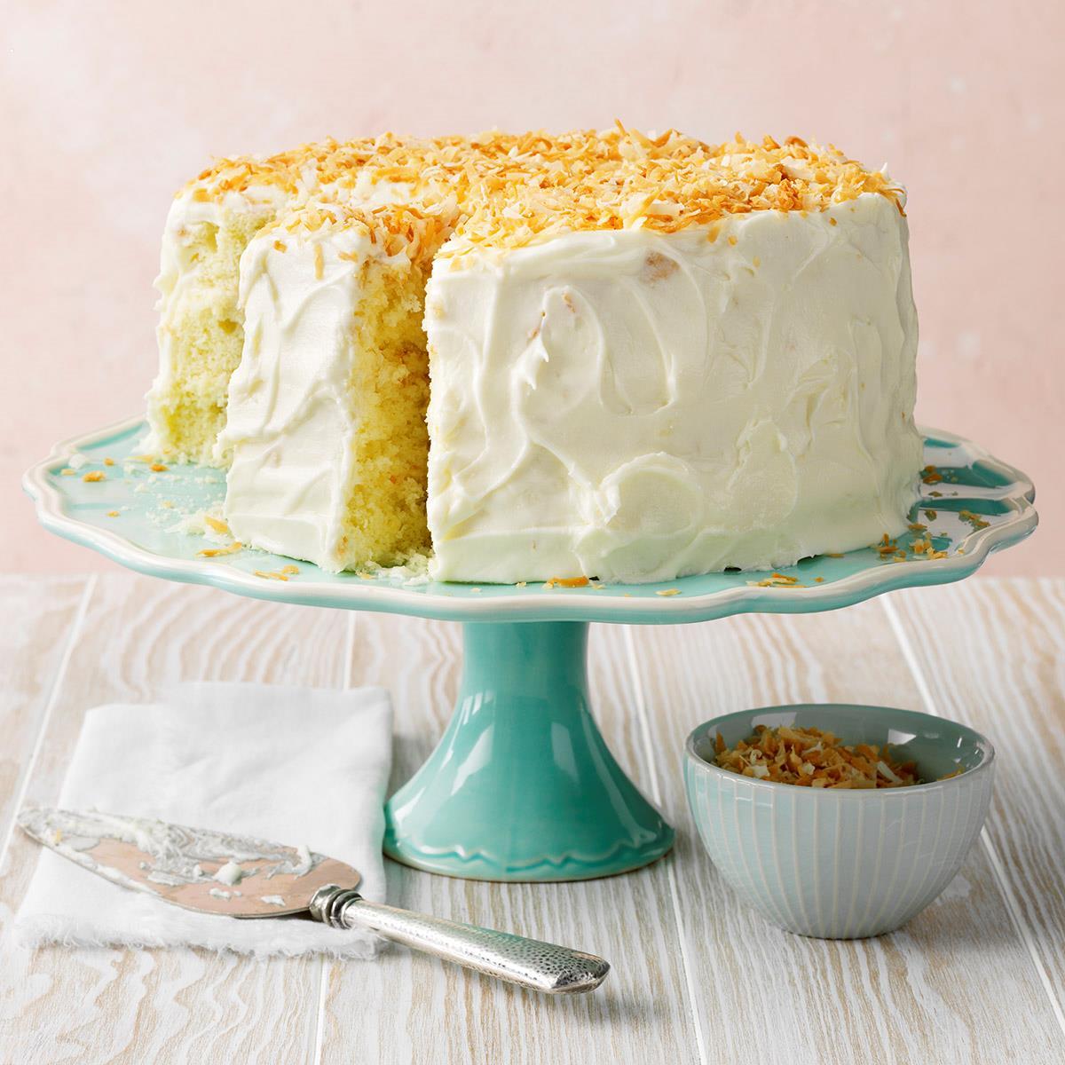 Incredible Coconut Cake image