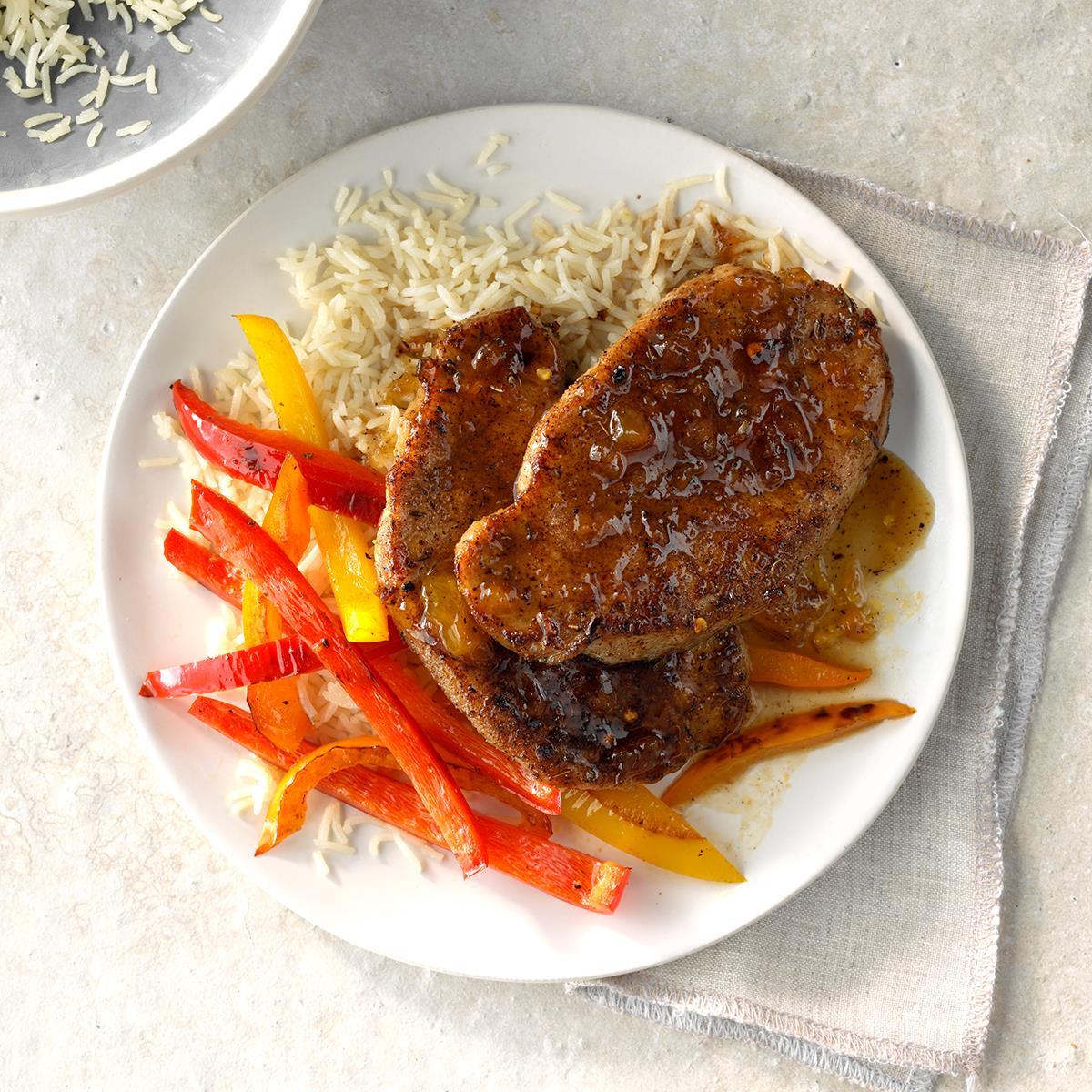 recipe jerk pork chops Jamaican Jerk Pork Chops
