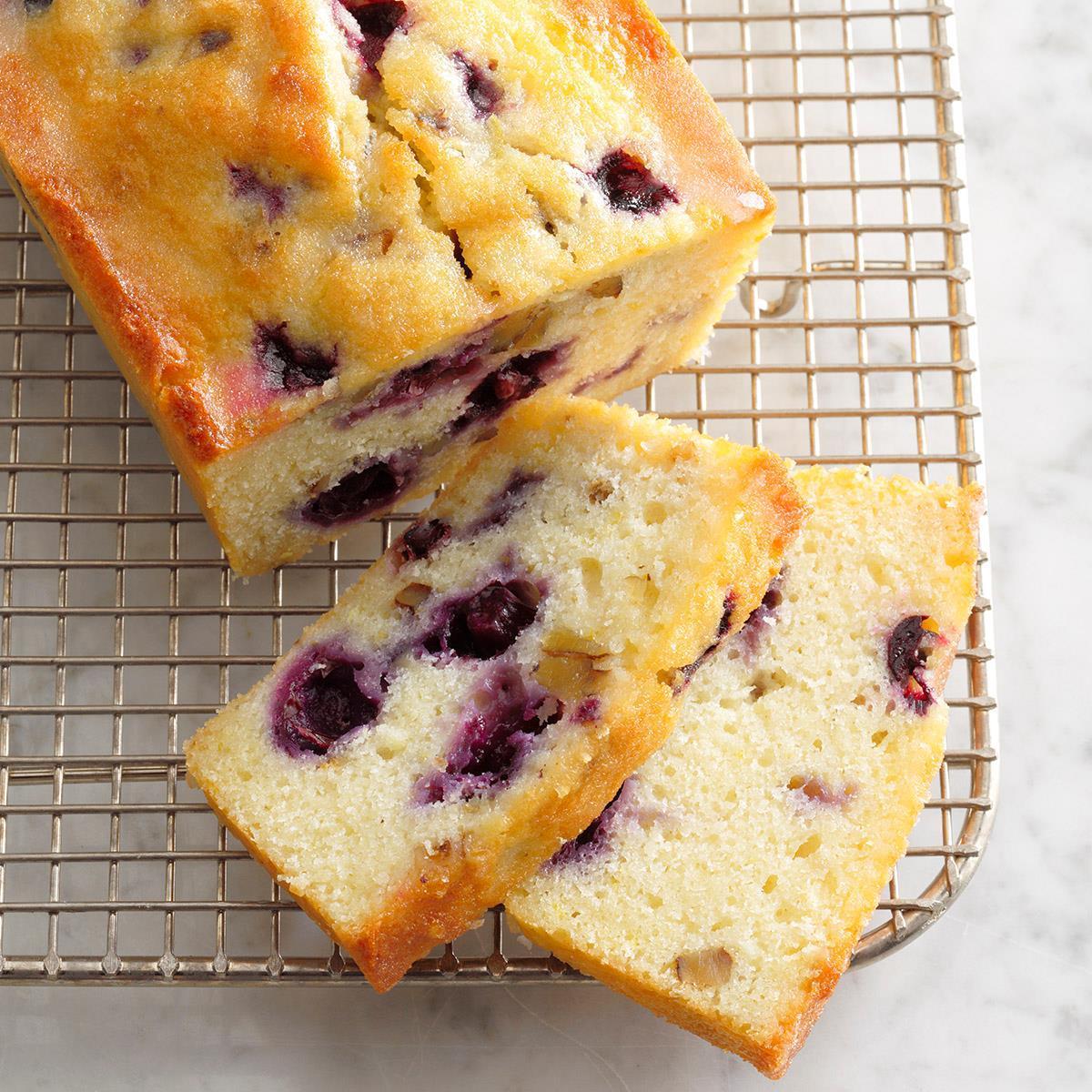 Lemon Blueberry Bread_image