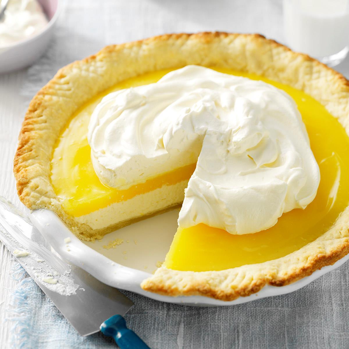 Lemon Supreme Pie_image