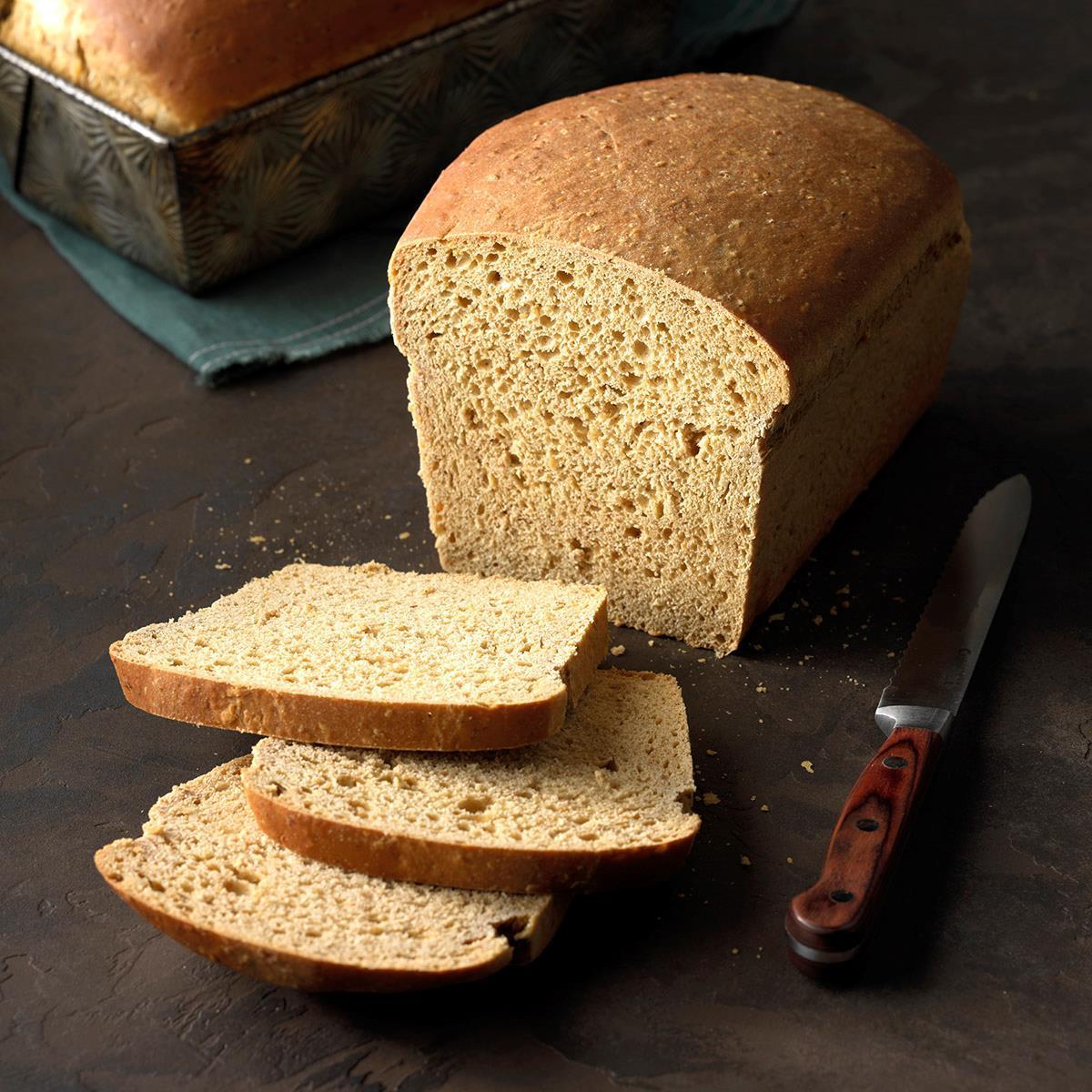 Makeover Seven-Grain Cereal Bread image