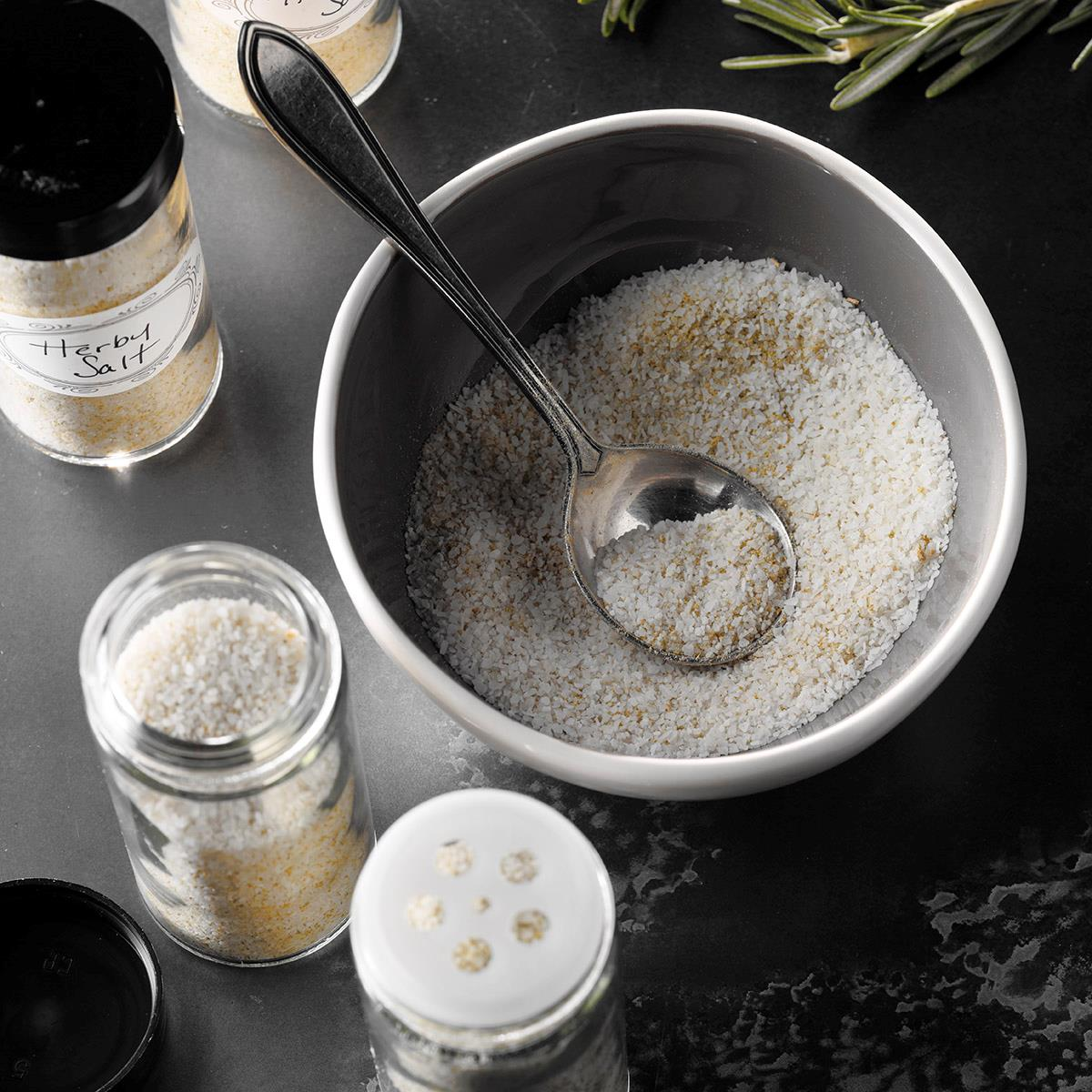 Momma Watts' Crazy Herby Salt Blend image