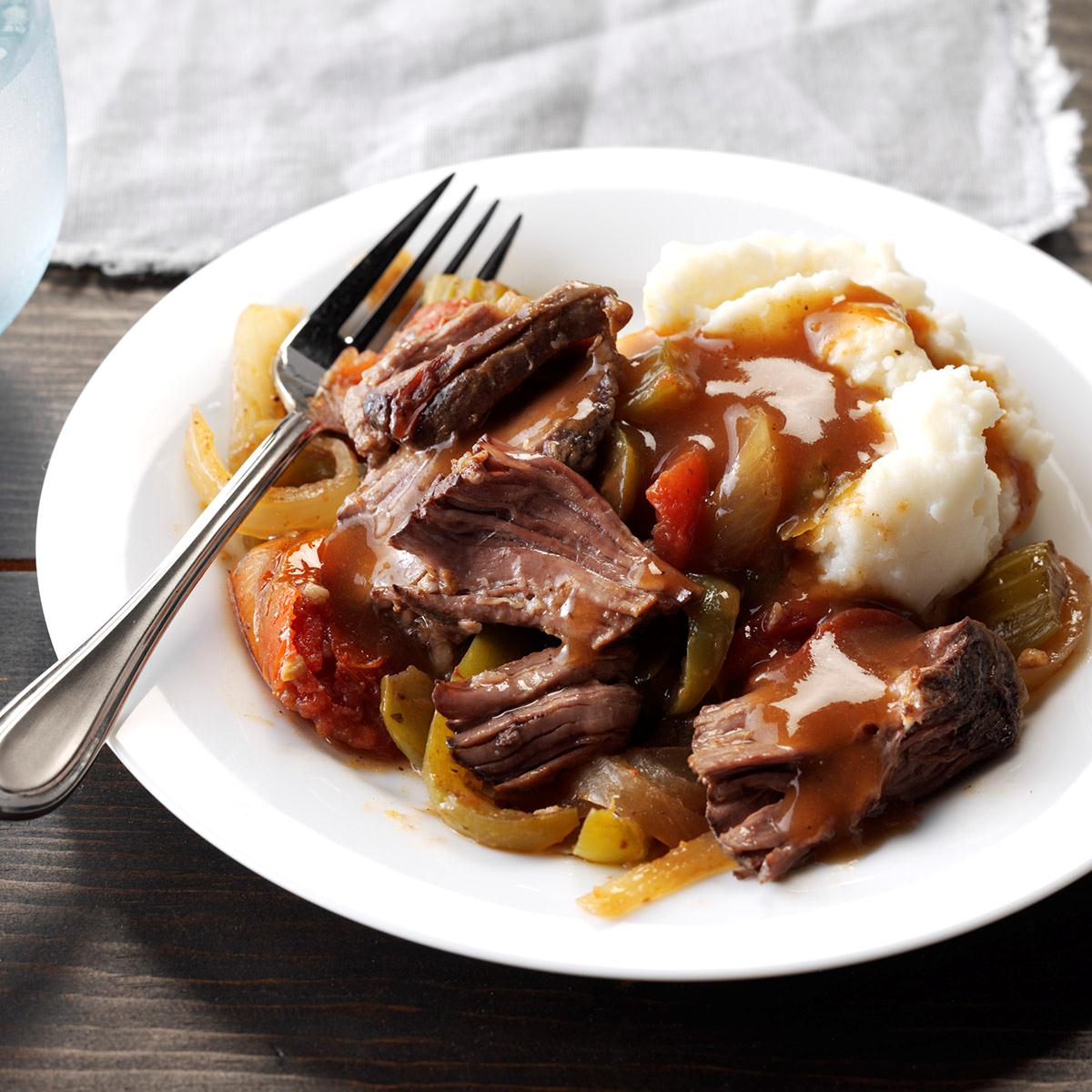 Melt-in-Your-Mouth Chuck Roast image