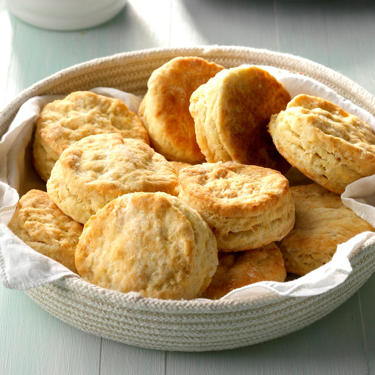 Mom S Buttermilk Biscuits Recipe How To Make It Taste Of Home