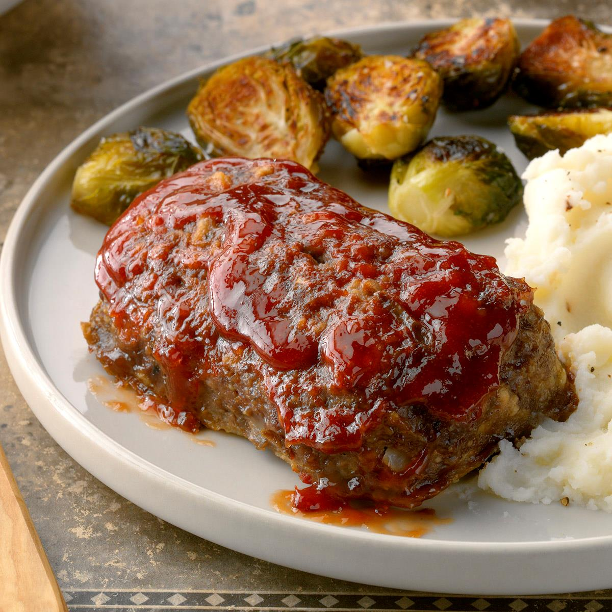 Mom S Meat Loaf For 2 Recipe How To Make It Taste Of Home