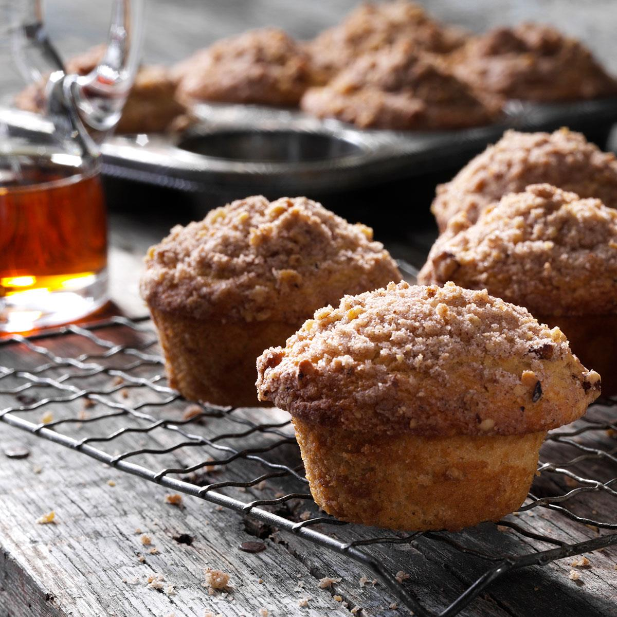Morning Maple Muffins_image
