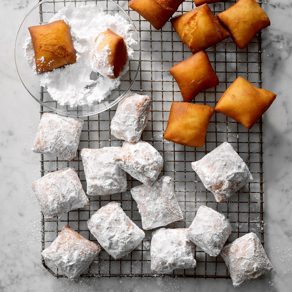 New Orleans Beignets Recipe How To Make It Taste Of Home