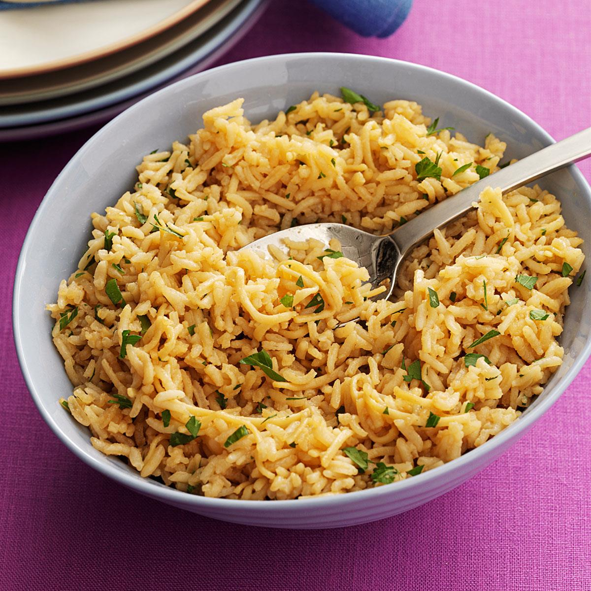 Noodle Rice Pilaf Recipe How To Make It Taste Of Home