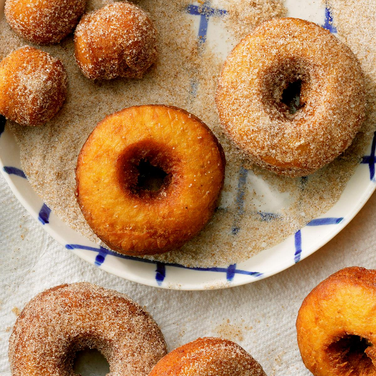 Old-Fashioned Buttermilk Doughnuts