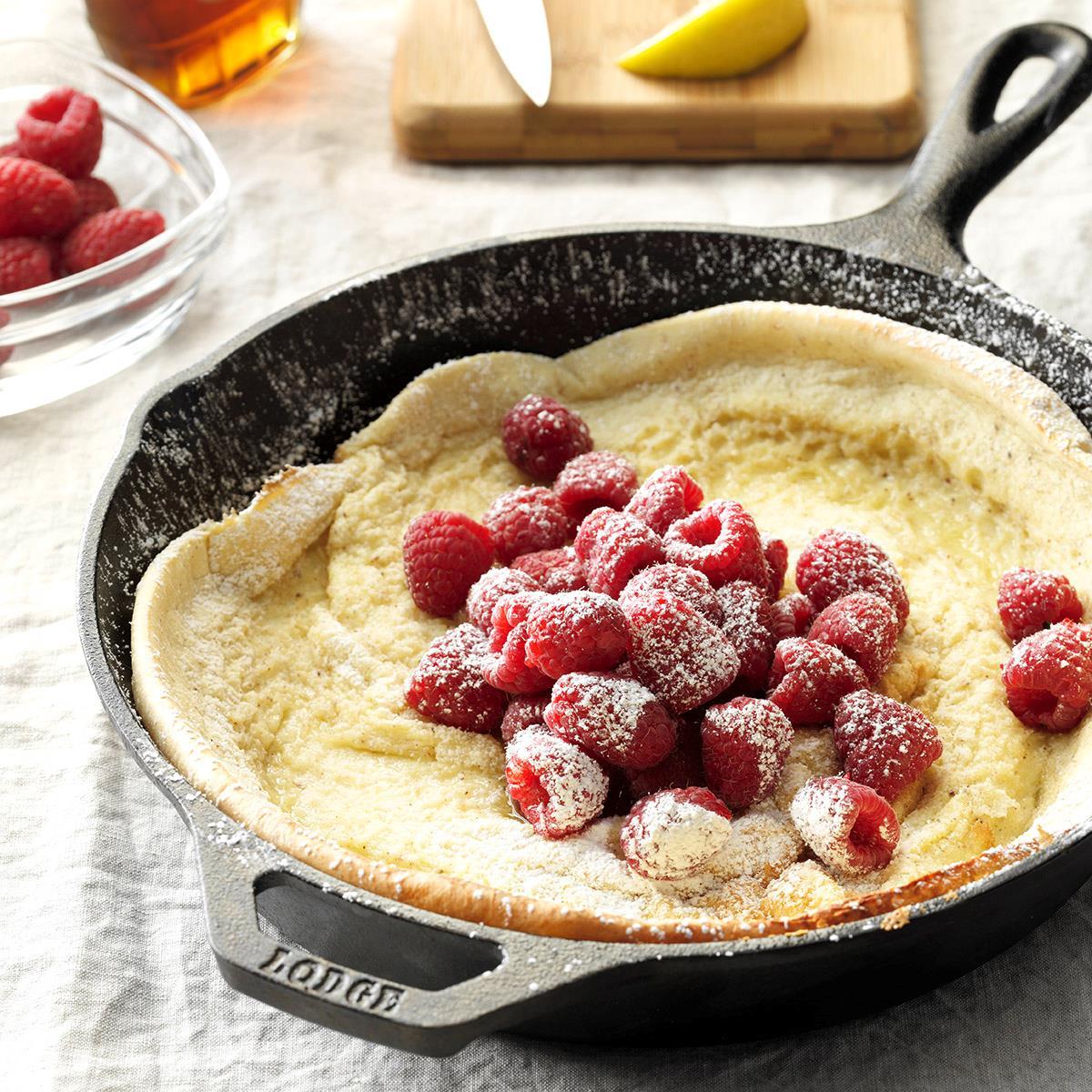 Old-World Puff Pancake image