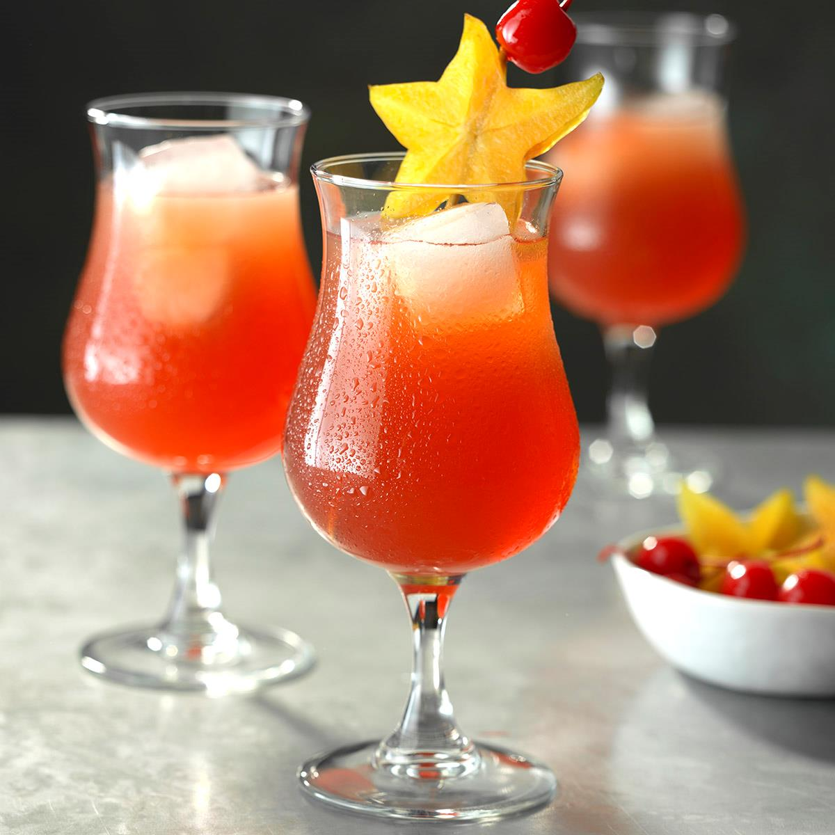 Passion Fruit Hurricanes Recipe Taste Of Home