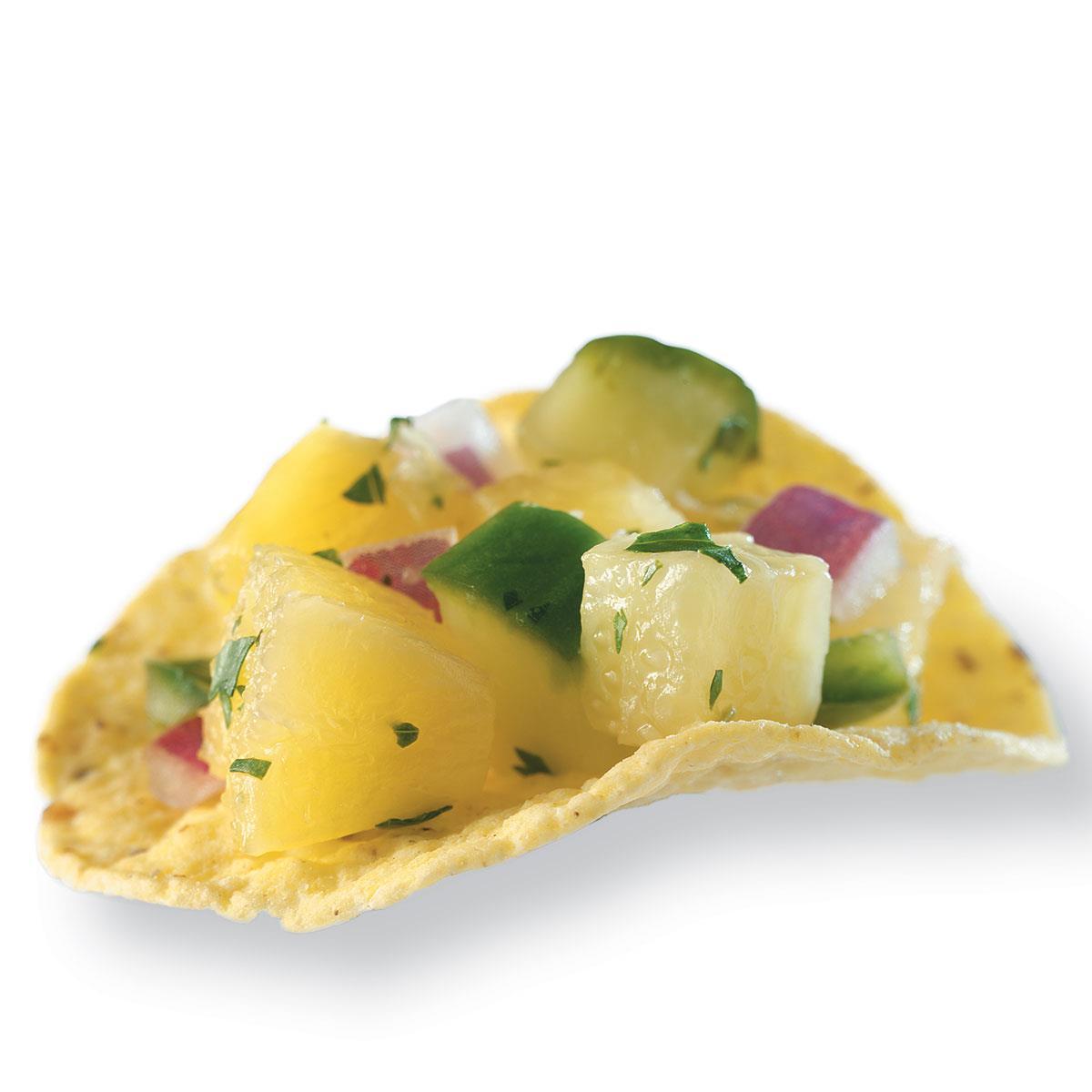 Pineapple Cucumber Salsa_image