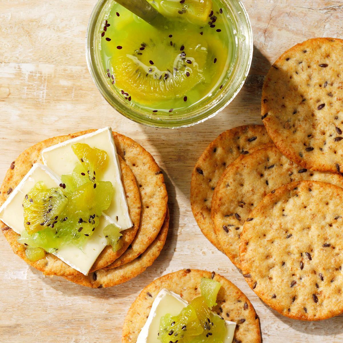 Pineapple Kiwi Jam Recipe How To Make It Taste Of Home