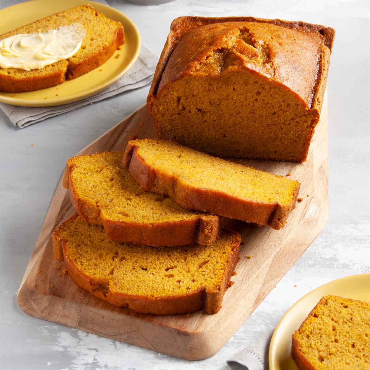 Pumpkin Spice Bread Recipe How To Make It Taste Of Home