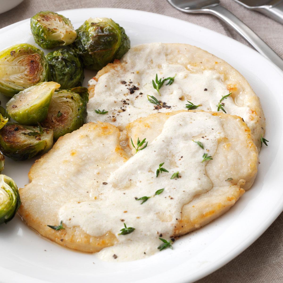 Quick Turkey Scallopini Recipe How To Make It Taste Of Home