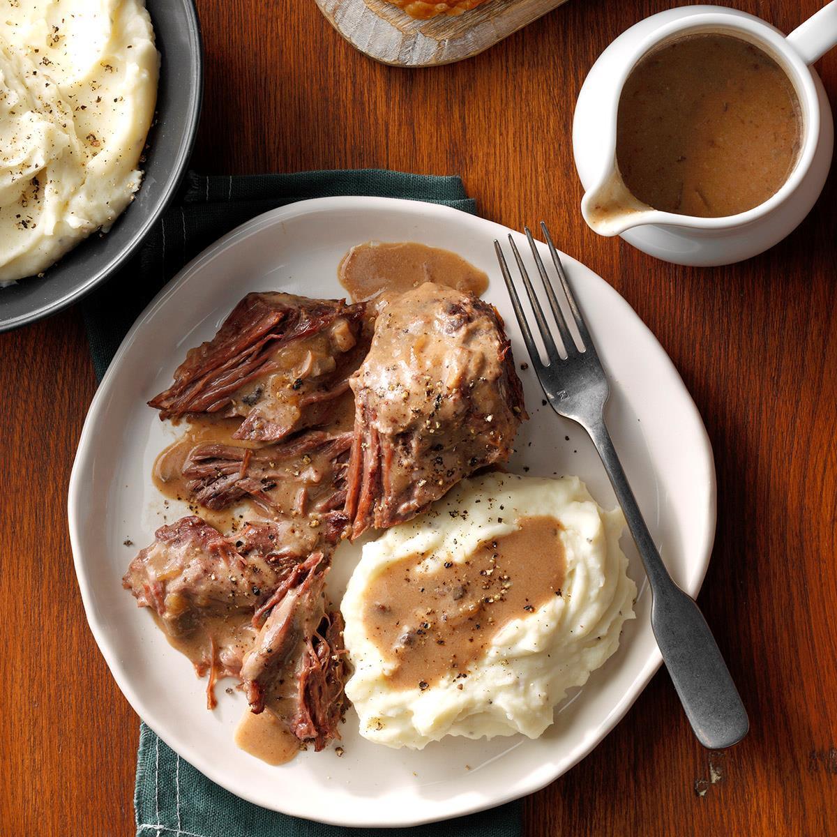 Roast Beef and Gravy image