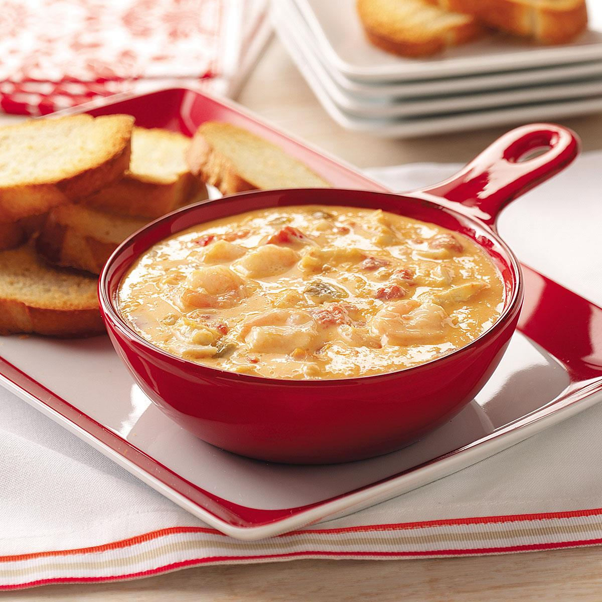 Seafood Cheese Dip Recipe: How to Make ...