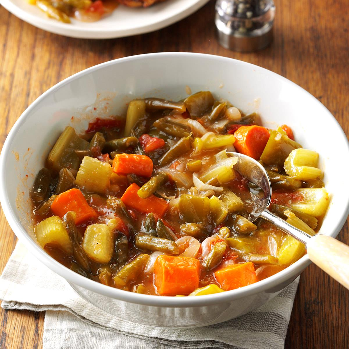 Slow-Cooked Vegetables image