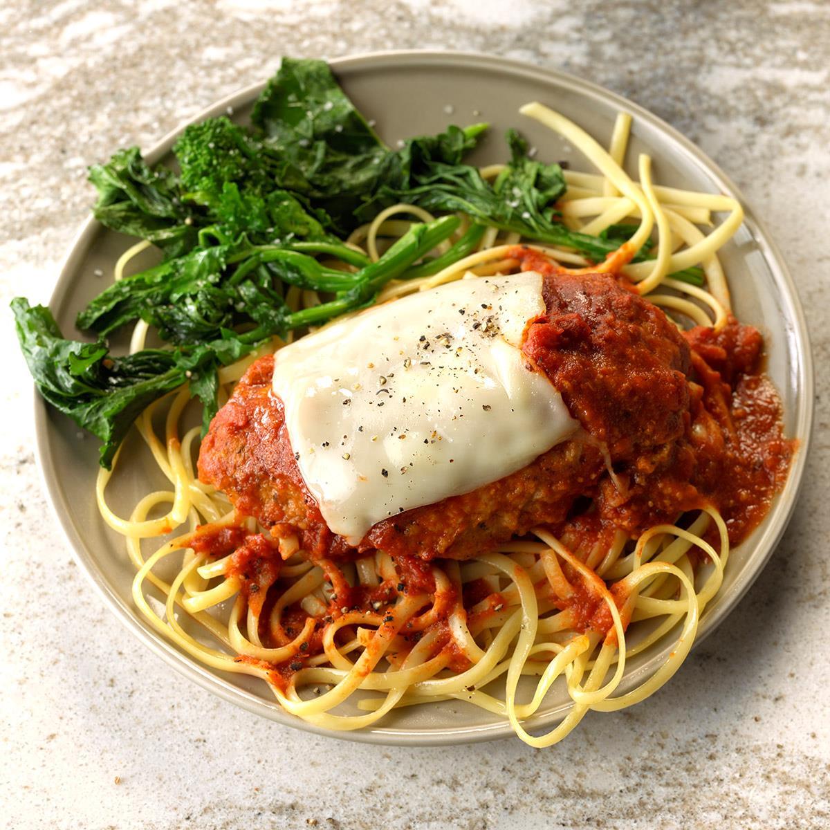 Slow-Cooker Chicken Parmesan_image