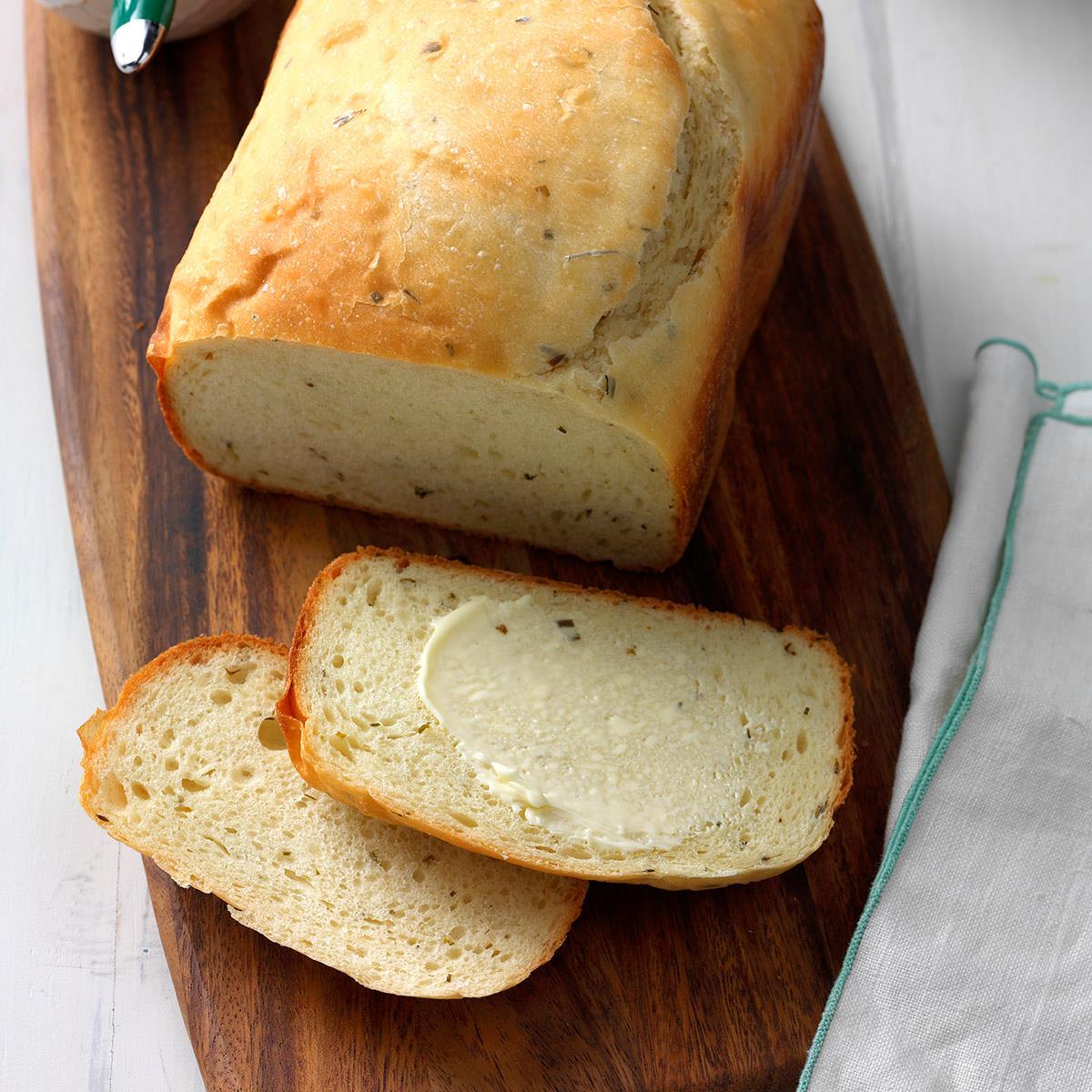 Sour Cream Chive Bread image