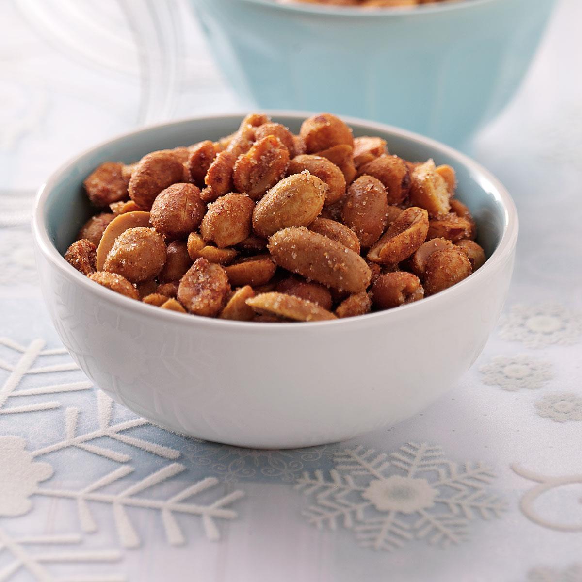 Spiced Peanuts_image