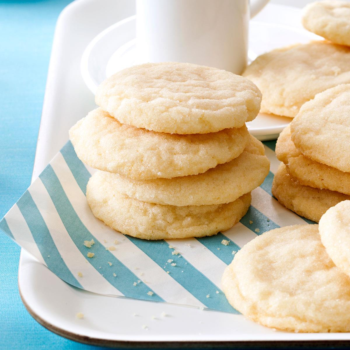 Sugar Cookies Recipe How To Make It Taste Of Home