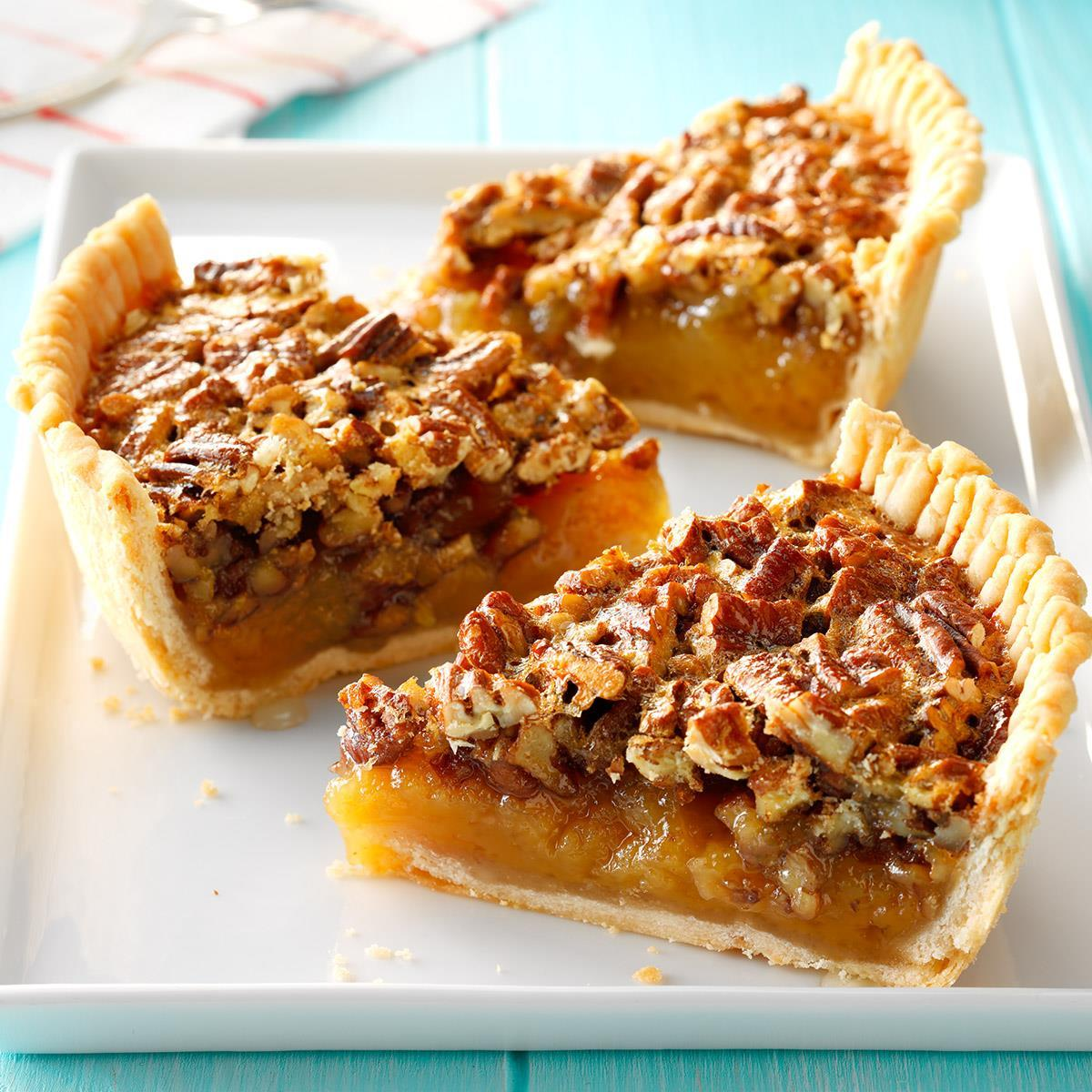 Texas Pecan Pie Recipe How To Make It Taste Of Home
