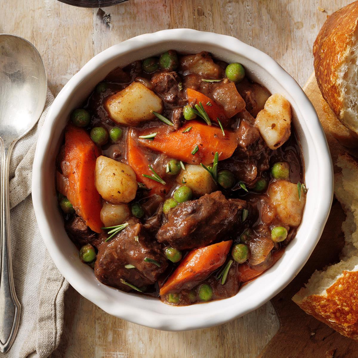 The Best Beef Stew Recipe | Taste of Home