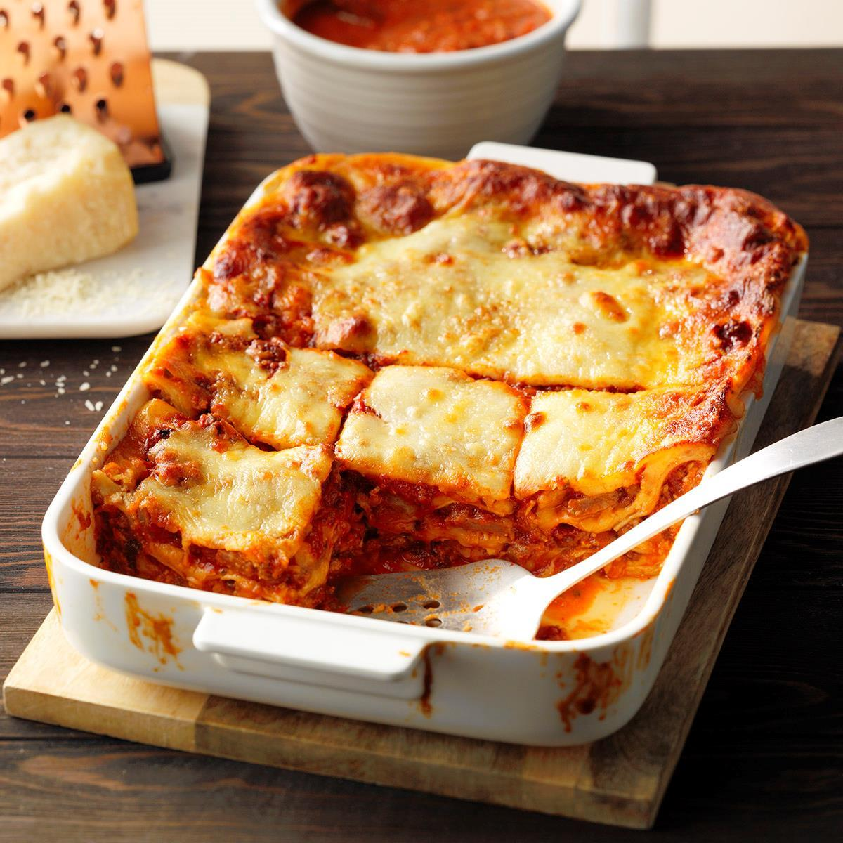Best Cheese Lasagna Recipe Ever