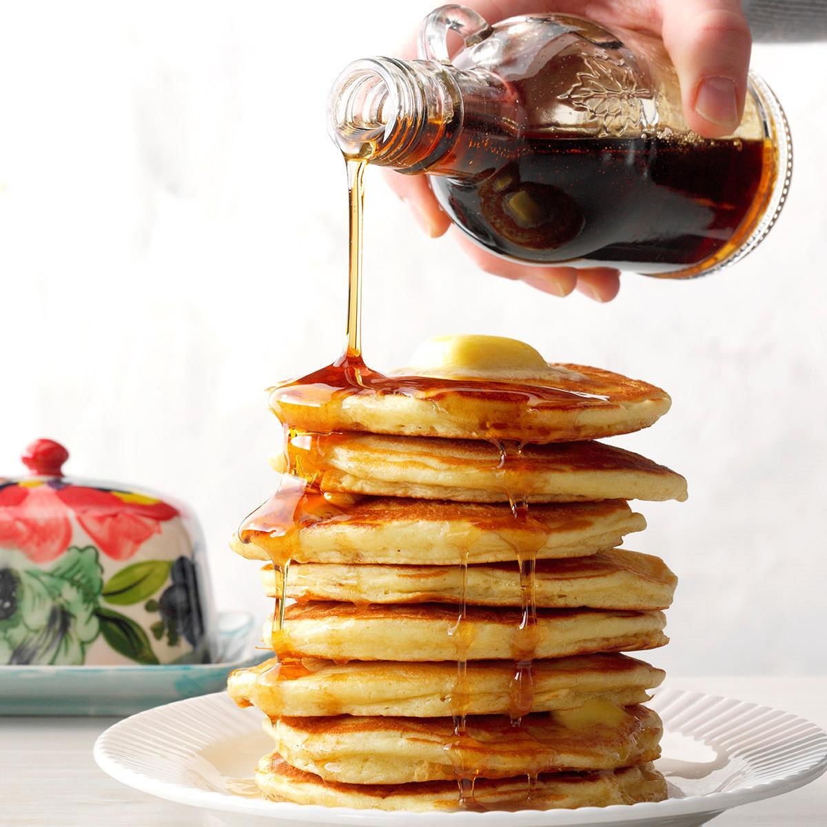 The Best Ever Pancakes_image