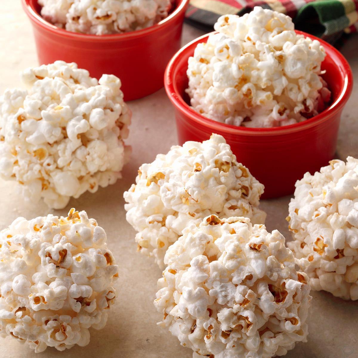 Traditional Popcorn Balls_image
