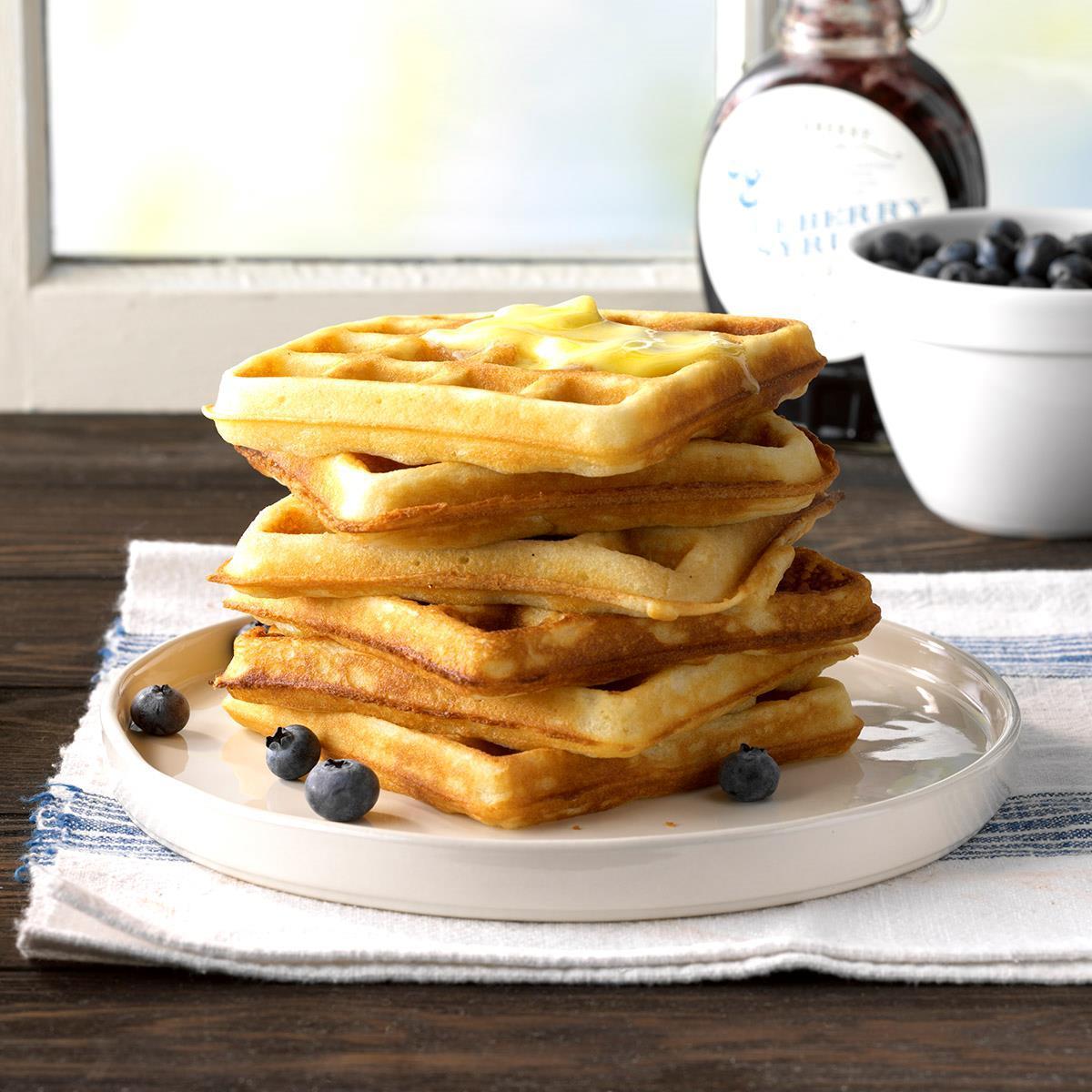 True Belgian Waffles_image