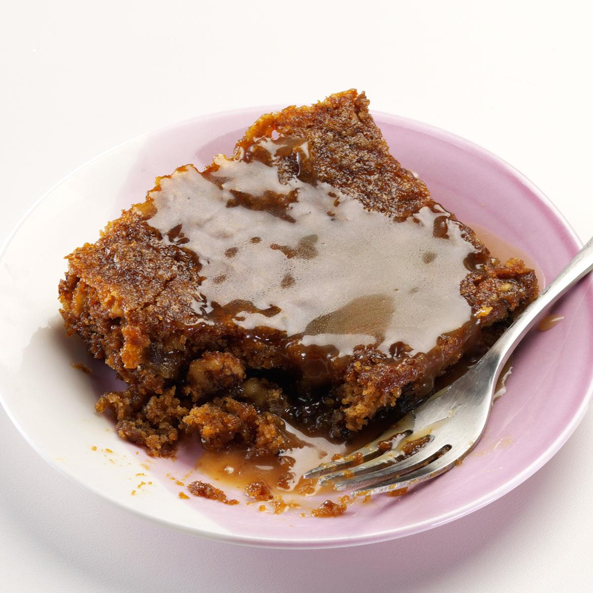 Warm Sticky Toffee Pudding image