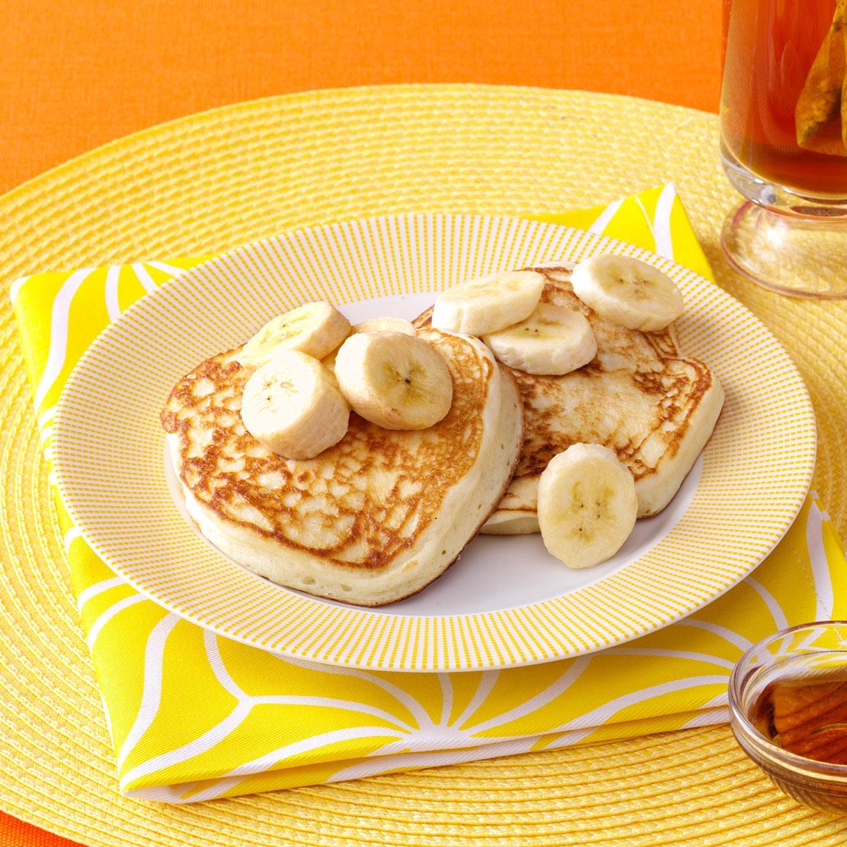 Yogurt Pancakes Recipe Taste Of Home