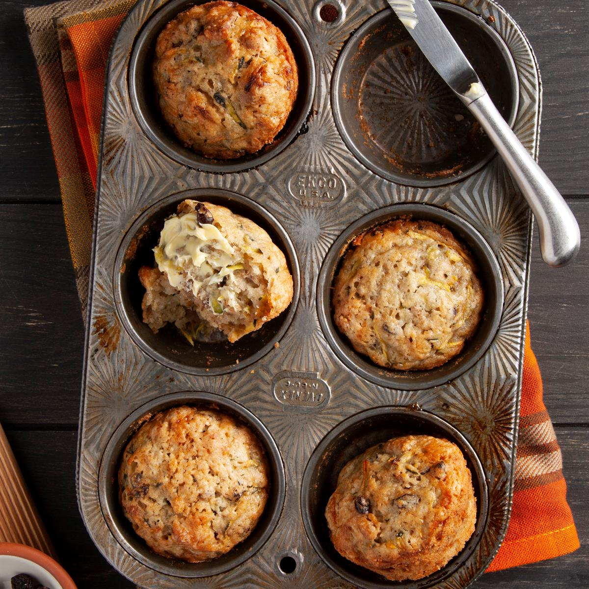 Zucchini Muffins_image