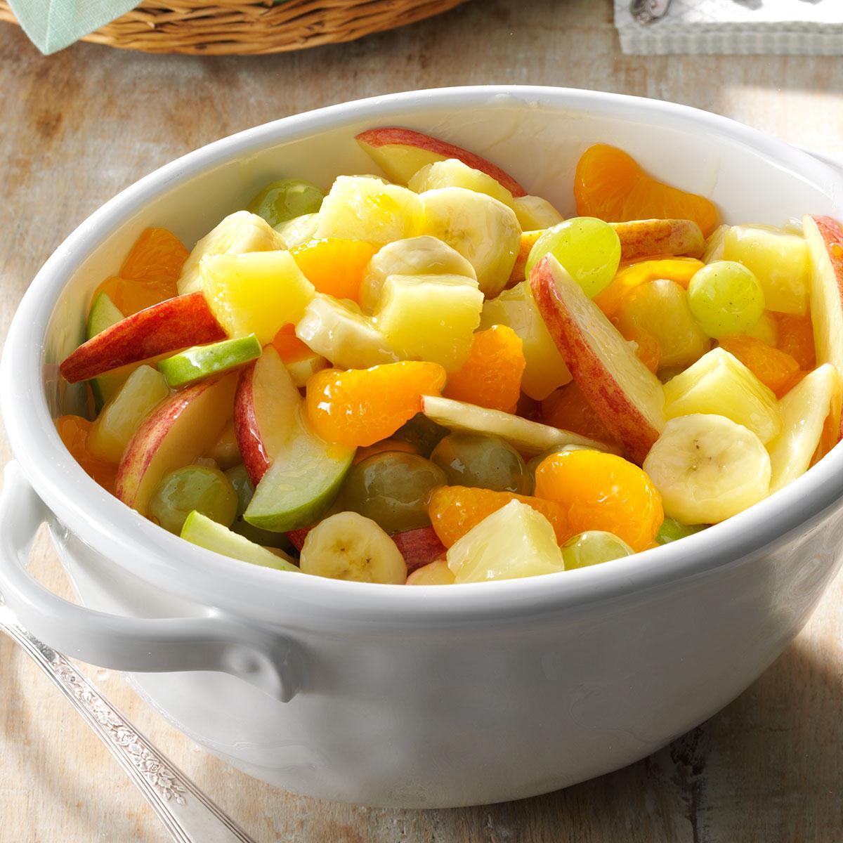 Brunch Fruit Salad Recipe Taste Of Home
