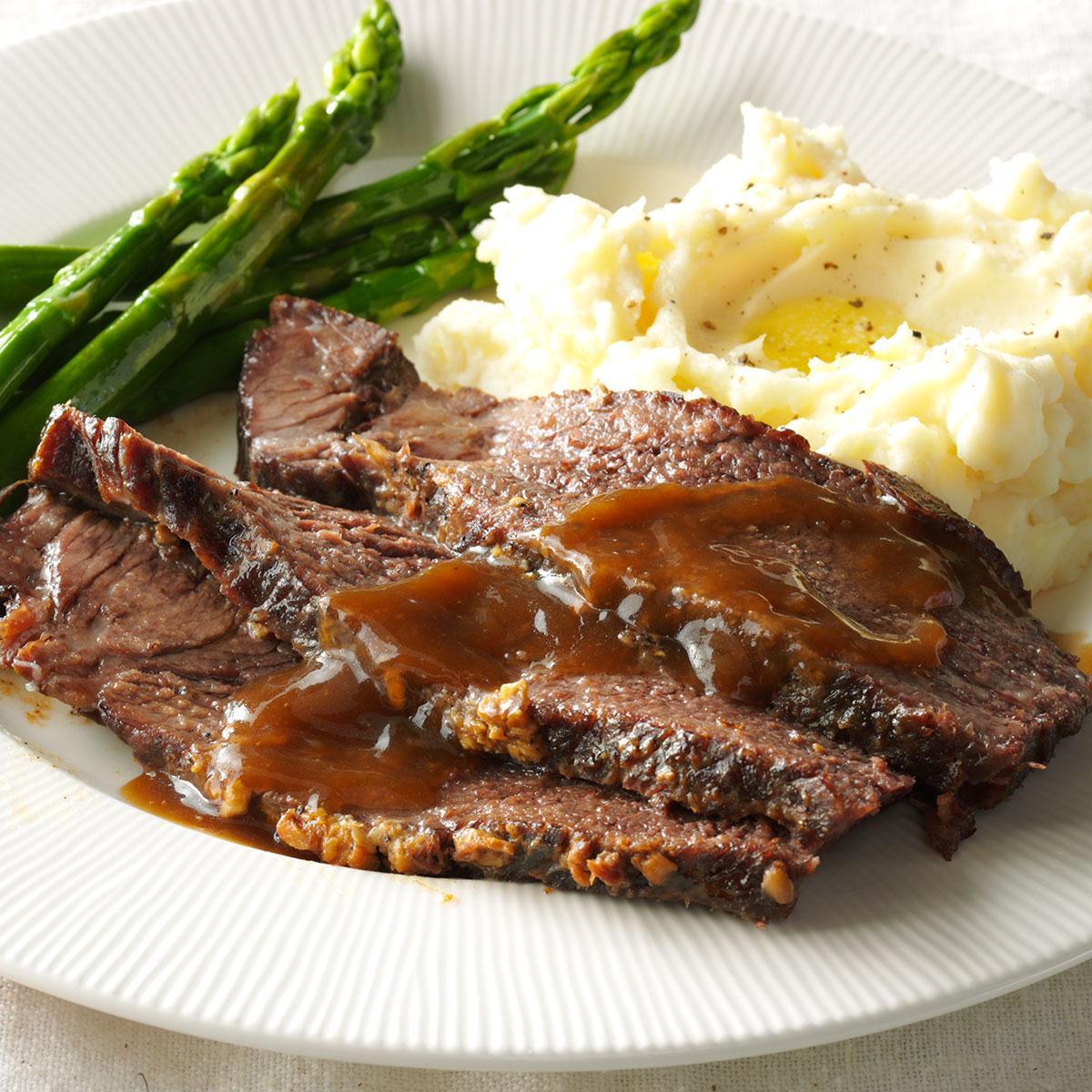 Java Roast Beef Recipe Taste Of Home