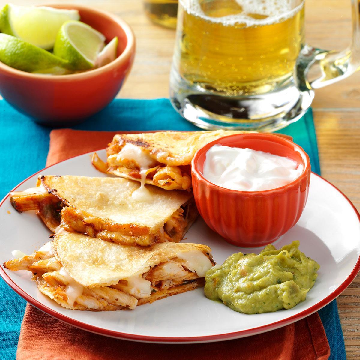 Chicken Quesadillas_image