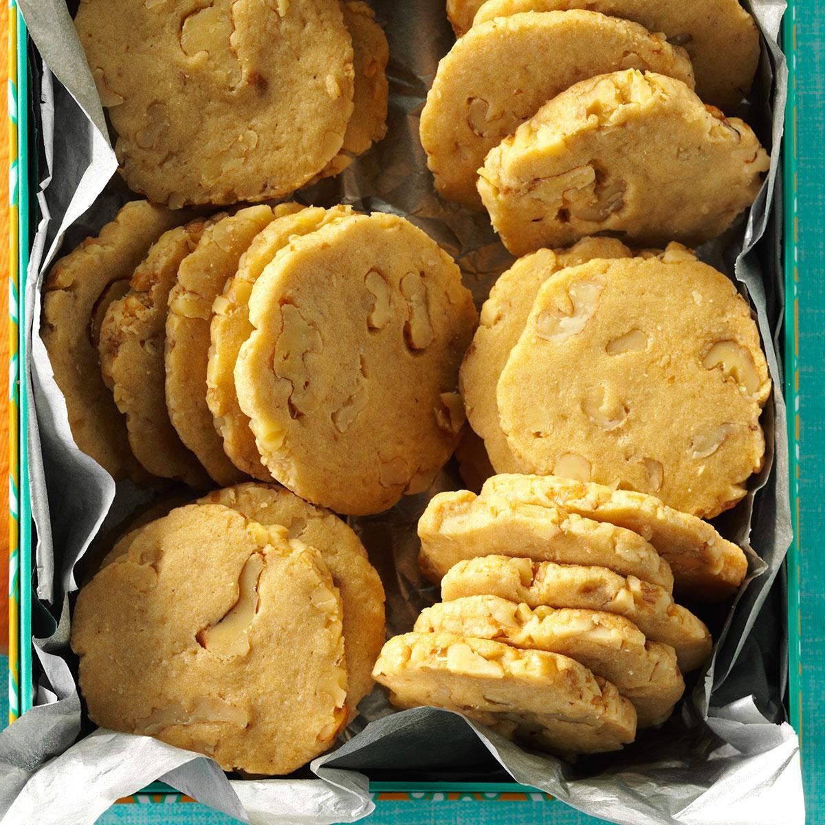 Black Walnut Cookies image