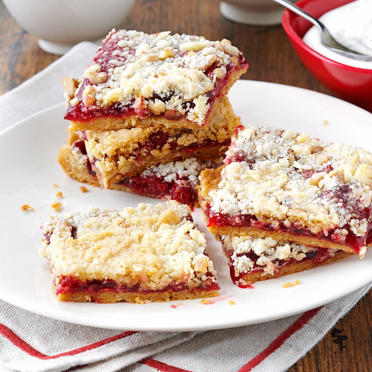 Cherry Crumb Dessert image