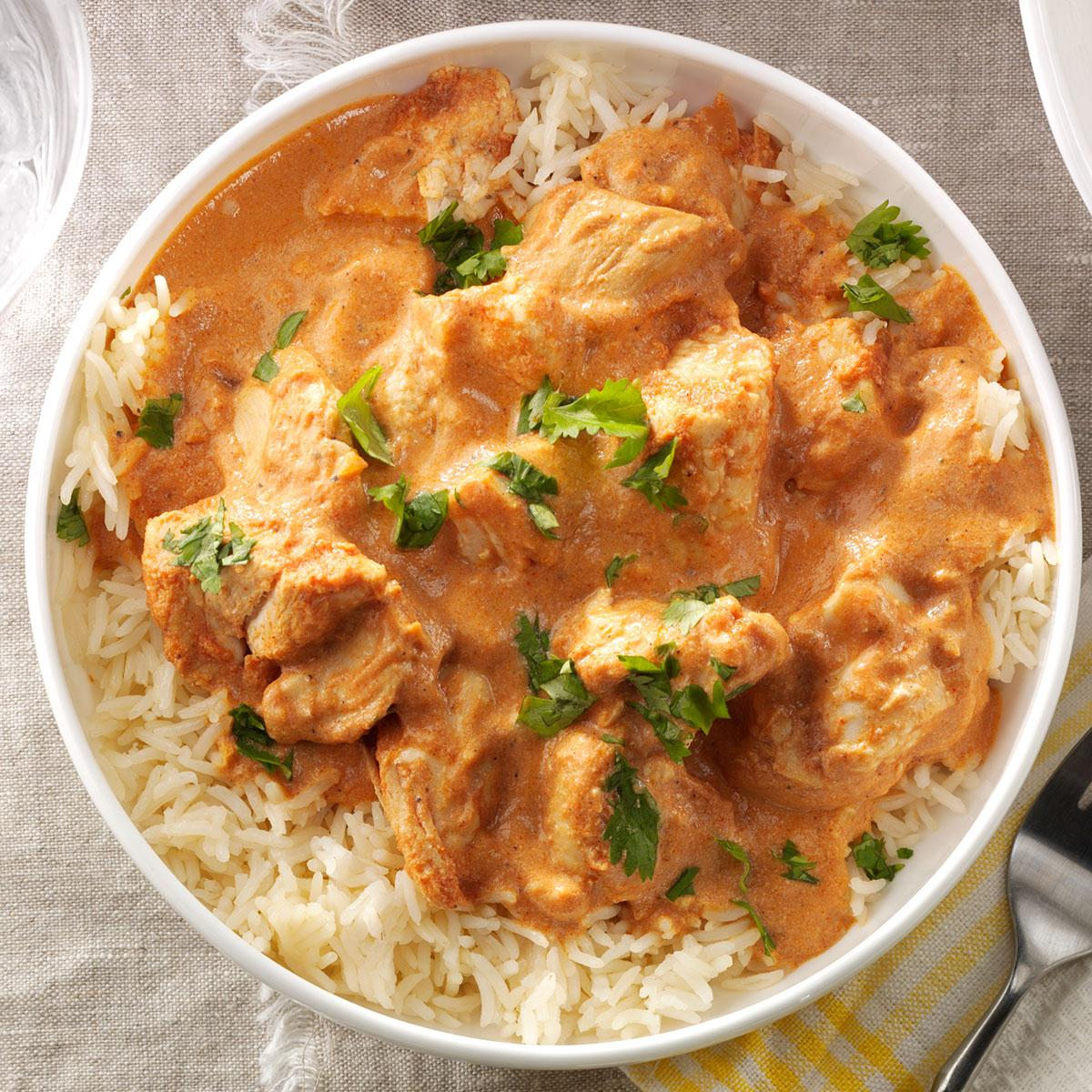 Chicken Tikka Masala Recipe How To Make It Taste Of Home