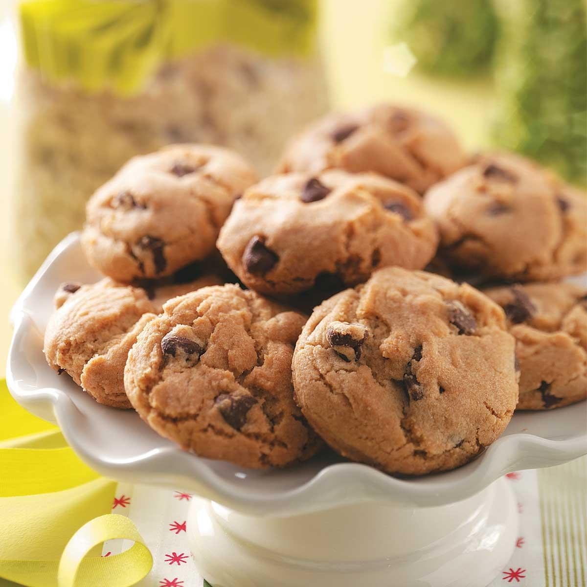 Chocolate Chip Cookie Mix Recipe How To Make It Taste Of Home